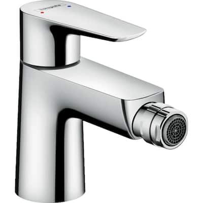 Talis E Single-Handle Bidet Faucet in Chrome