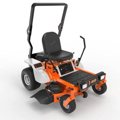 48 in. 20 HP Gas Powered by Briggs and Stratton Pro Engine Zero Turn Riding Mower with Rollbar (Commercial Warranty)