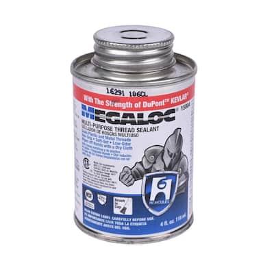 Megaloc 4 oz. Pipe Thread Sealant