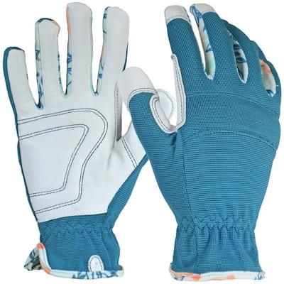 Women's Medium Hybrid Leather Glove (2-Pair)