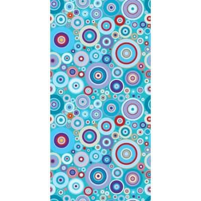 Multi-Colored Paper Peelable Roll (Covers 8 sq. ft.)