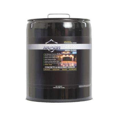 Ultra Low VOC 5 gal. Clear Wet Look High Gloss Acrylic Concrete, Aggregate and Paver Sealer