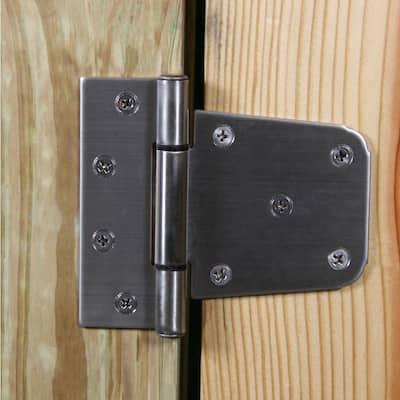 3-1/2 in. Stainless Steel Heavy Duty Tee Hinge