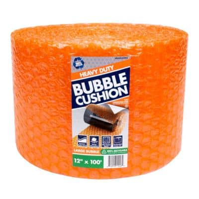 5/16 in. x 12 in. x 100 ft. Perforated Bubble Cushion Wrap