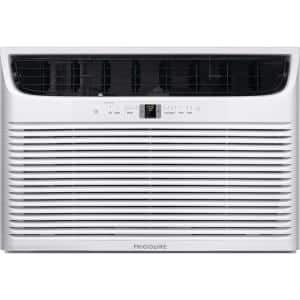 28,000 BTU Window-Mounted Room Air Conditioner in White with Remote