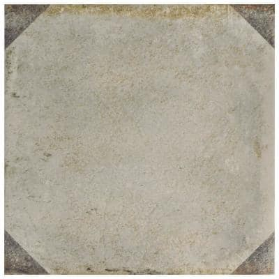 D'Anticatto Decor Trapani 8-3/4 in. x 8-3/4 in. Porcelain Floor and Wall Tile (11.25 sq. ft. / case)