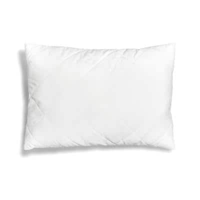 A1HC Wool Quilted Organic Cotton 3 in 1 Adjustable New Zealland Wool King Pillow