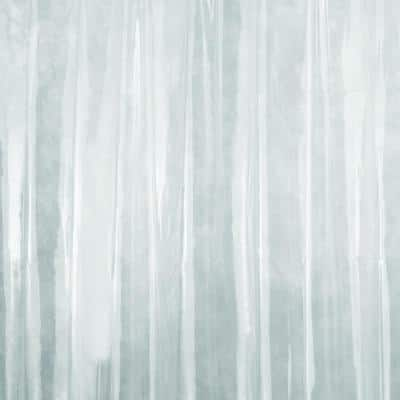 X-Long Shower Curtain Liner in Clear