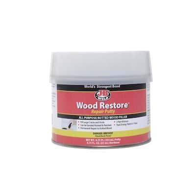 12 oz. Wood Restore Repair Filler Putty (Case of 4)