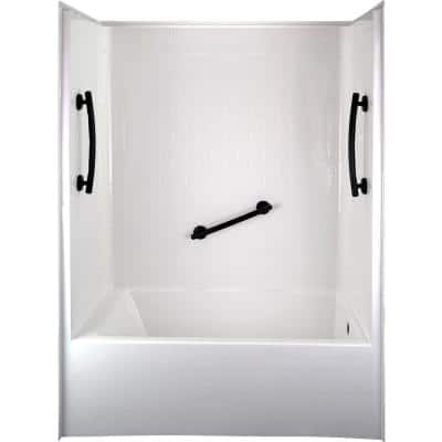 One Piece Tub Shower Combos, 1 Piece Fiberglass Tub Shower