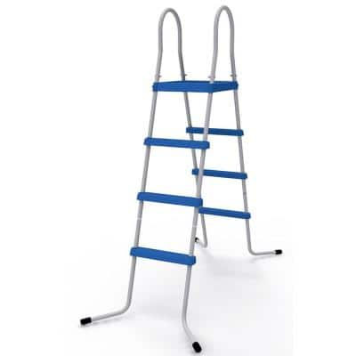 Pool Ladder 48 in. 3 Step Ladder for Above Ground Pool