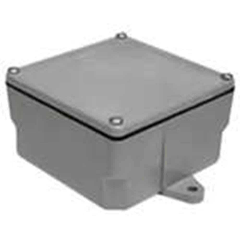 Details about  /VEVOR 12x12x6/'/' Carbon Steel Electrical Enclosure IP65 Wall Mount Junction Box