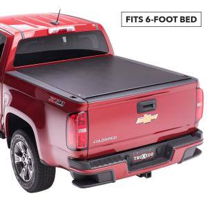 Extang 32660 Tool Box Tonno 5 Tonneau Bed Cover for Chevy Canyon//Colorado 2004-2011