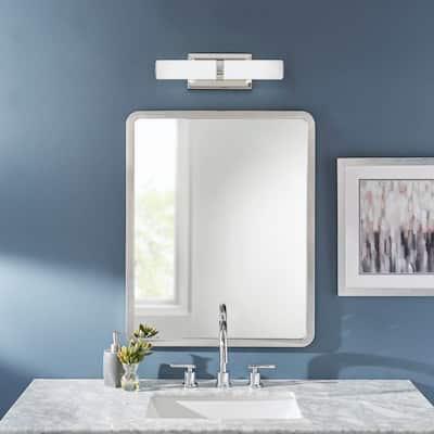 Integrated Led Vanity Lighting Lighting The Home Depot