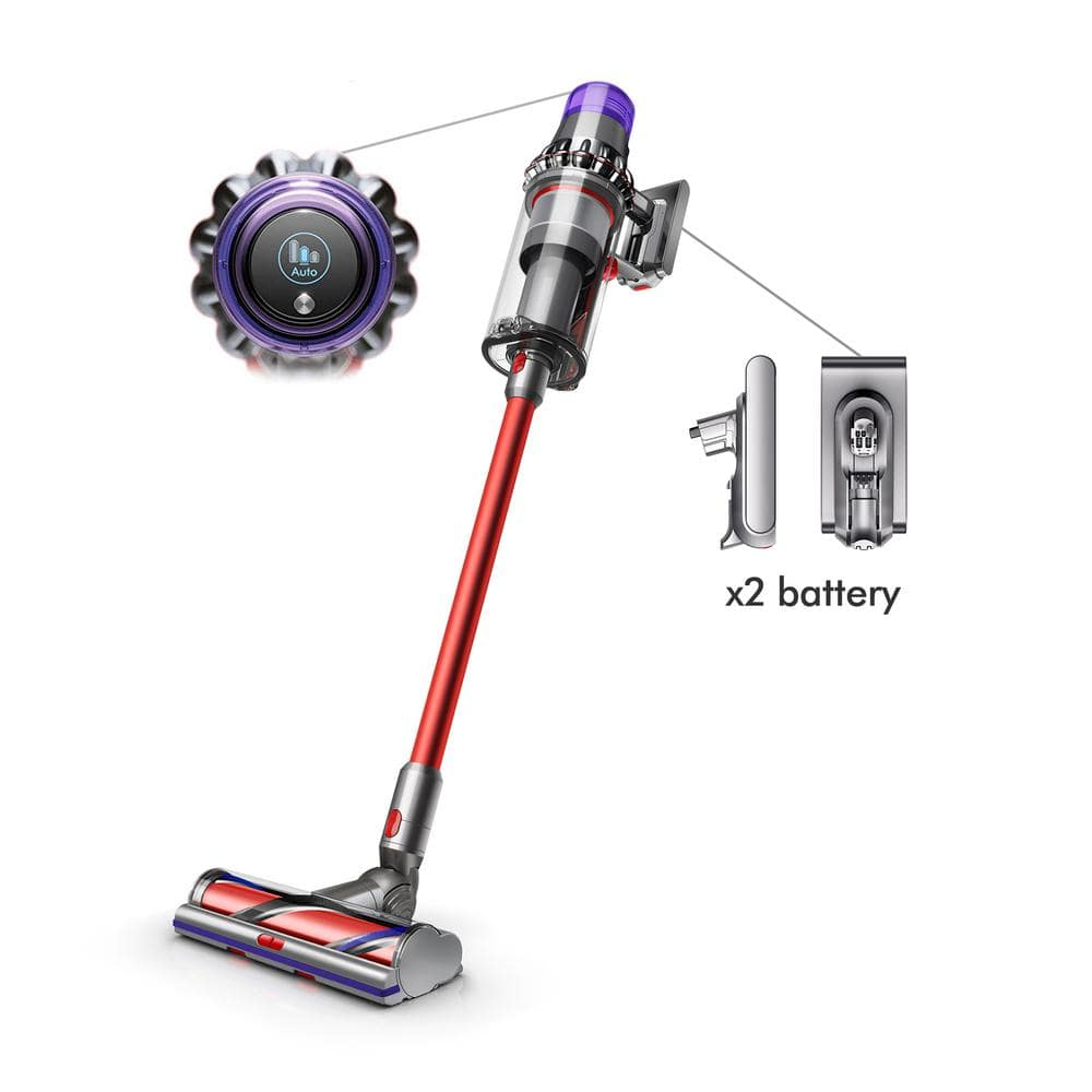 Dyson V11 Outsize Cordless Stick Vacuum Cleaner-298706-01 - The Home Depot