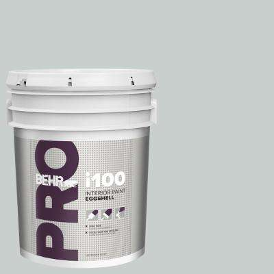 5 gal. #720E-2 Light French Gray Eggshell Interior Paint