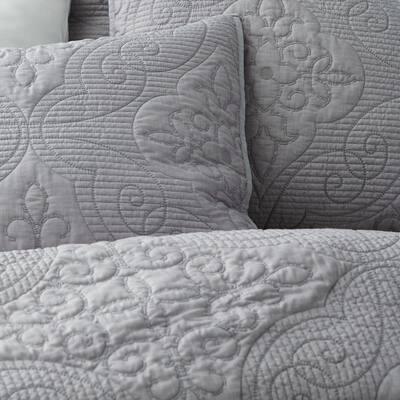 Majesty Cotton Blend Textured Sham