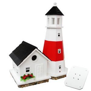 Montauk Point Lighthouse Birdhouse