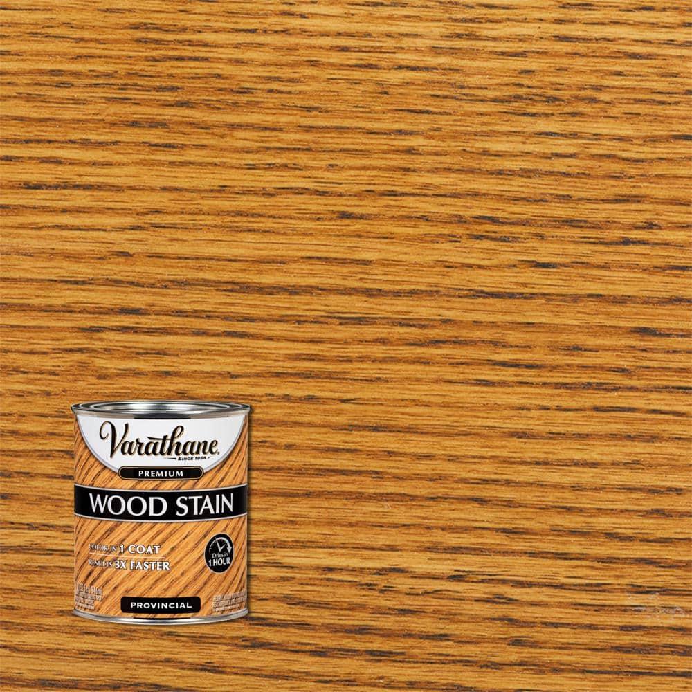 Varathane 1 qt. Provincial Premium Fast Dry Interior Wood Stain