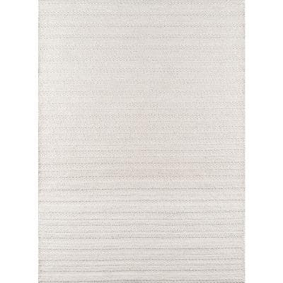 Andes Ivory 8 ft. 9 in. X 11 ft. 9 in. Indoor Area Rug