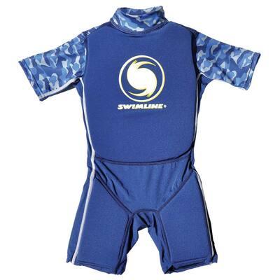 Medium Blue Lycra Floating Swim Trainer