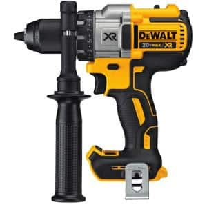 20-Volt MAX XR Cordless Brushless 3-Speed 1/2 in. Drill/Driver (Tool-Only)