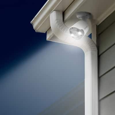 4K 8-Channel 4-Camera Surveillance System with 2TB Storage