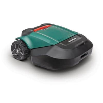 RS612 22 in. Twin Blade Battery Powered Electric Robotic Lawn Mower (Up to 1/4 Acre)