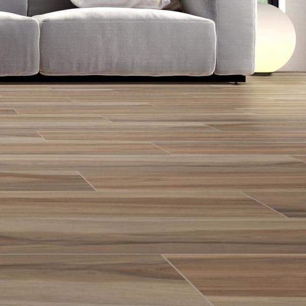 Msi Ansley Amber 9 In X 38 In Glazed Ceramic Floor And Wall Tile 24 Cases 354 Sq Ft Pallet Nhdansambe9x38 The Home Depot