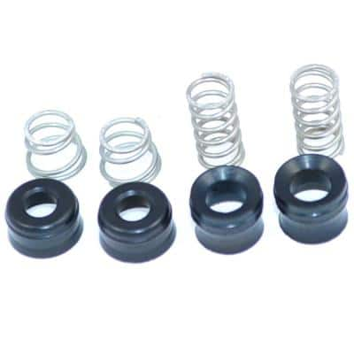 Seats and Springs Combo Kit for Delta and Peerless Single-Handle and 2-Handle Lavatory, Kitchen, Tub and Shower Faucets