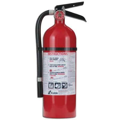 Pro 210 2-A:10-B:C Fire Extinguisher (3-Pack)