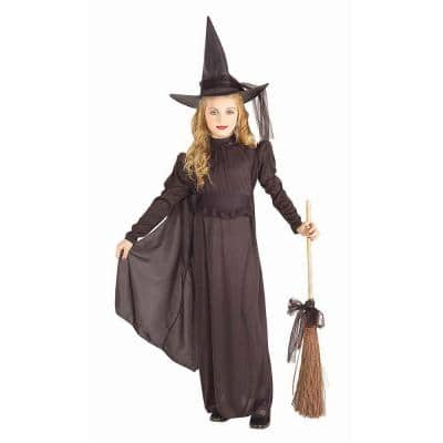 Small Classic Witch Child Costume