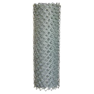 48 in. x 50 ft. 11.5-Gauge Galvanized Chain Link Fabric
