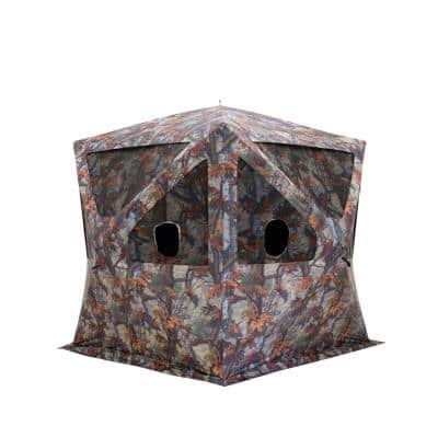 Big Cat 350 Bloodtrail Camo Pop Up Ground Hunting Blind