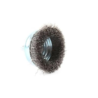 1-1/2 in. Crimped Cup Brush