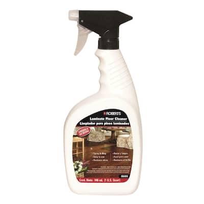 32 oz. Laminate and Wood Floor Cleaner Spray Bottle