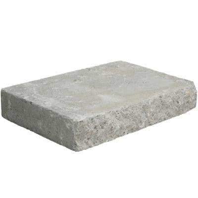 2 in. x 12 in. x 8 in. Pewter Concrete Wall Cap (120 Pieces / 118.5 Linear ft. / Pallet)