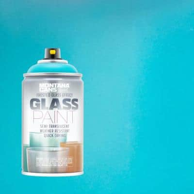 5 oz. EFFECT GLASS Paint Spray, Teal