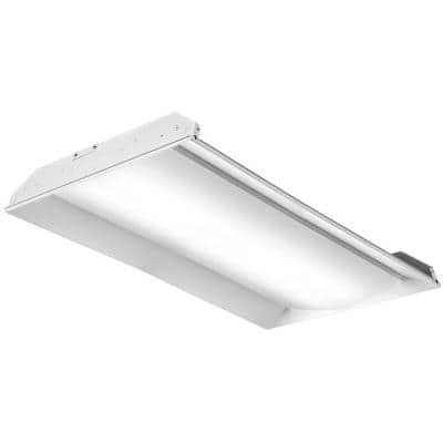 2FSL4 40L EZ1 LP840 4 ft. White LED Architectural Troffer