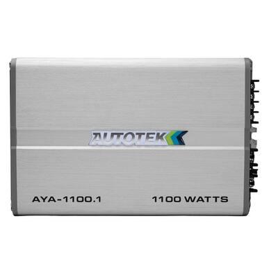 Alloy Series 1,100-Watt Monoblock Class AB Amp