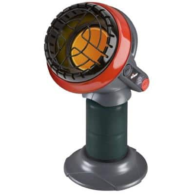 3,800 BTU Little Buddy Radiant Propane Space Heater