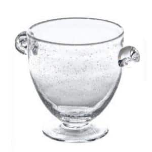 St. Remy Clear Bubble Ice Bucket