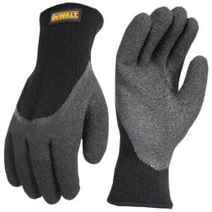 Extra Large Dewalt Cold Weather Thermal Gripper Size Glove
