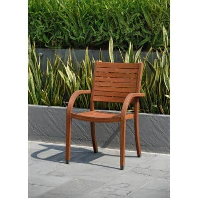 Arizona Stacking Patio Armchair (4-Set)