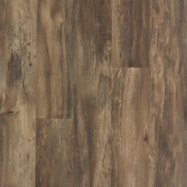 Pergo Outlast 7 48 In W Weathered, Waterproof Laminate Wood Flooring Home Depot