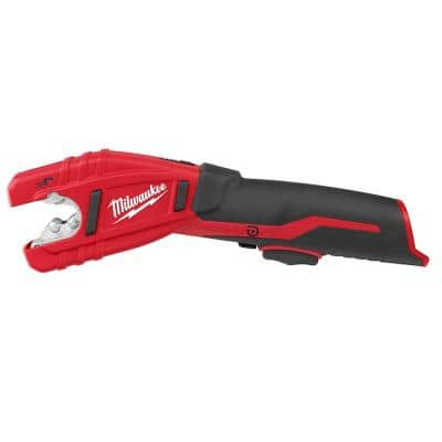 M12 12-Volt Lithium-Ion Cordless Copper Tubing Cutter (Tool-Only)