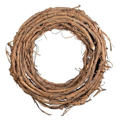 20 in. x 4.5 in. D Grapevine Wreath (2-Pack)