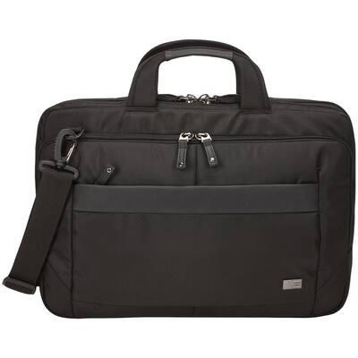 Notion Black 15.6 in. TSA Briefcase
