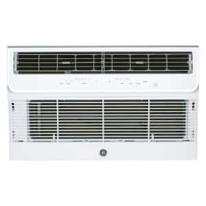 8,200 BTU 115-Volt Built-In Heat Pump Room Air Conditioner in Gray