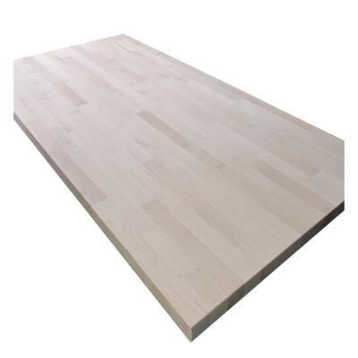 6/4 in. x 2 ft. x 4 ft. Allwood Birch Project Panel Table Island Counter Top with Routed Edges on Face and Back
